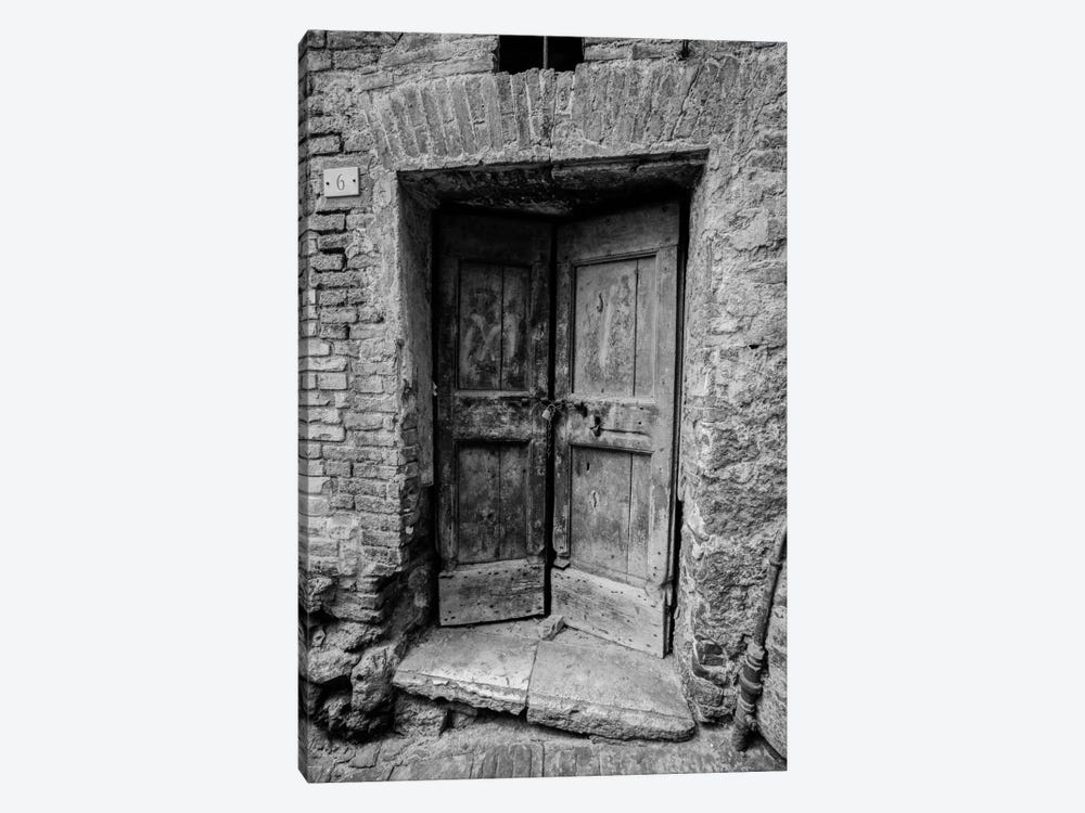 Siena Door by Moises Levy 1-piece Canvas Wall Art