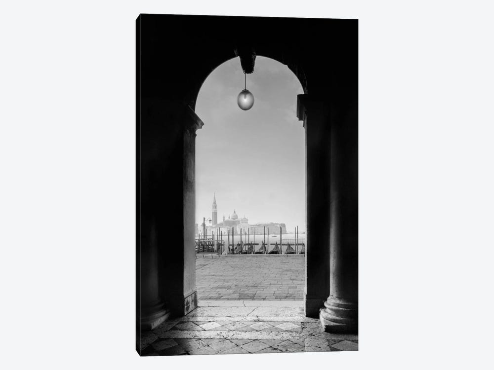 Venetia View by Moises Levy 1-piece Canvas Print