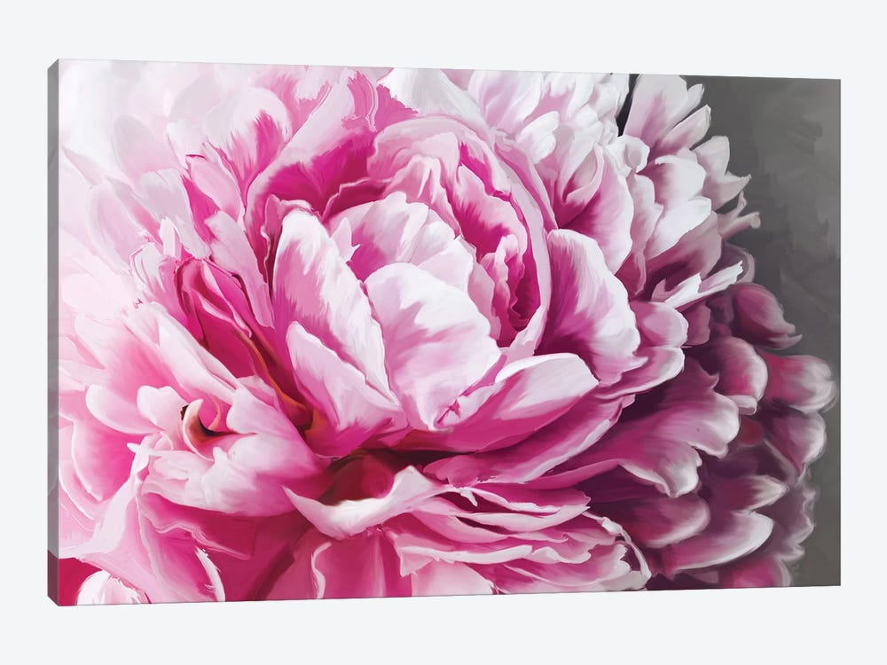 Peony Blush by 5by5collective 1-piece Art Print