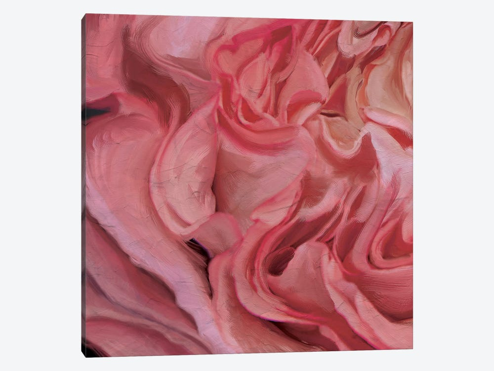 Ruched Silk by 5by5collective 1-piece Canvas Wall Art