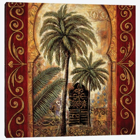 Moroccan Collage I Canvas Print #MOR1} by Eduardo Moreau Canvas Wall Art