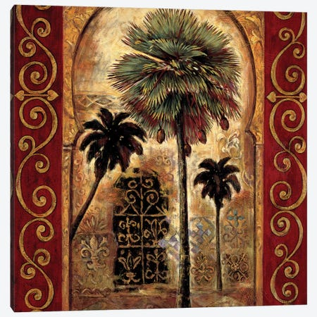 Moroccan Collage II Canvas Print #MOR2} by Eduardo Moreau Canvas Artwork
