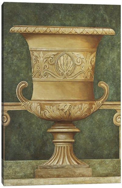 Urna ornamentale Canvas Art Print