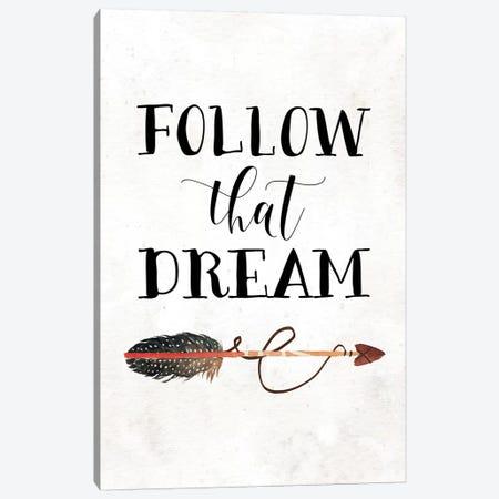 Follow That Dream I Canvas Print #MOS10} by Tara Moss Canvas Art