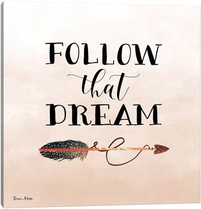 Follow That Dream II Canvas Art Print