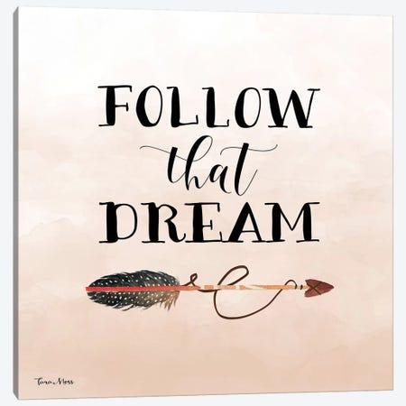 Follow That Dream II Canvas Print #MOS11} by Tara Moss Canvas Art