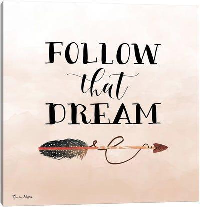 Follow That Dream II Canvas Art Print