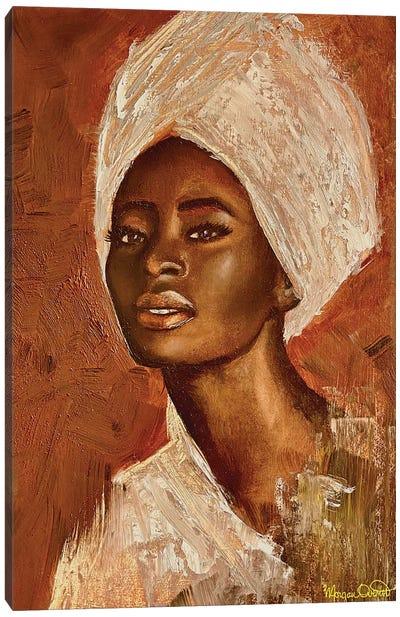 Sienna Canvas Art Print