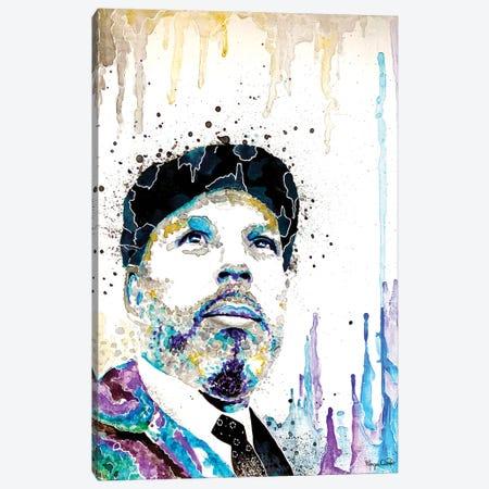 August Wilson Canvas Print #MOV24} by Morgan Overton Canvas Print