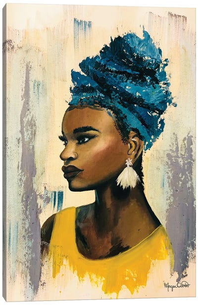 Divine Canvas Art Print