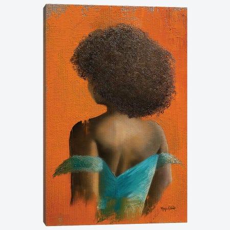 Kalimba Canvas Print #MOV6} by Morgan Overton Canvas Print