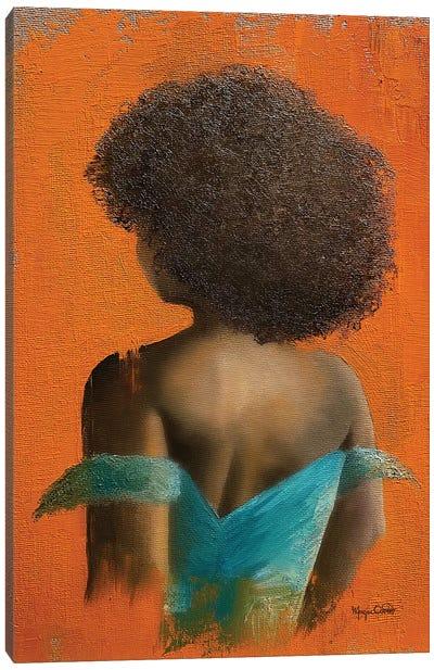 Kalimba Canvas Art Print