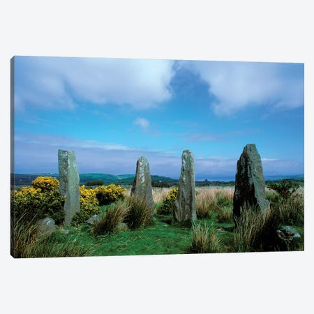 Ireland, Co Cork, Ardgroom Outward, Druid Circle Canvas Print #MPA6} by Marilyn Parver Canvas Art