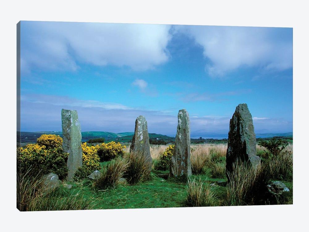 Ireland, Co Cork, Ardgroom Outward, Druid Circle by Marilyn Parver 1-piece Canvas Art