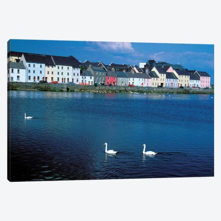 Ireland, Co Of Galway, Galway Bay Canvas Print #MPA8} by Marilyn Parver Canvas Print