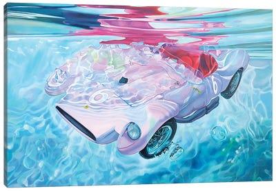 Ferrari 250 Testa Rossa Canvas Art Print