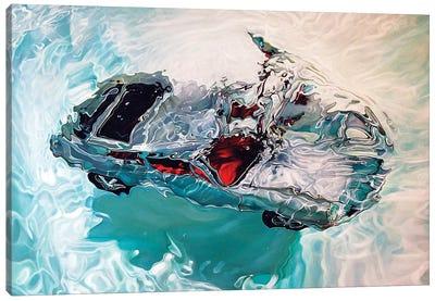 Chlorine I Canvas Art Print