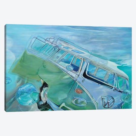 Trip Op Canvas Print #MPC29} by Marcello Petisci Canvas Art