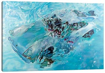 Chlorine IV Canvas Art Print