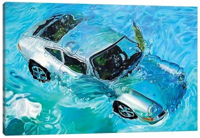 Chlorine VI Canvas Art Print
