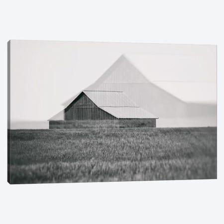 Palouse Barn 3-Piece Canvas #MPH109} by MScottPhotography Art Print