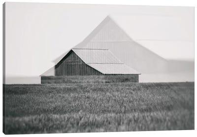 Palouse Barn Canvas Art Print