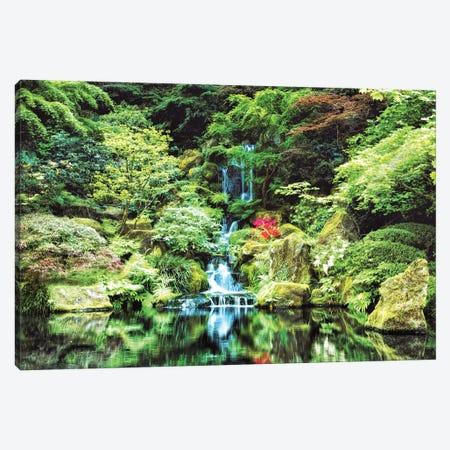 Portland Japanese Garden Canvas Print #MPH112} by MScottPhotography Canvas Wall Art