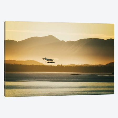 Seaplane Canvas Print #MPH128} by MScottPhotography Canvas Art Print