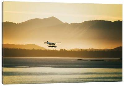 Seaplane Canvas Art Print