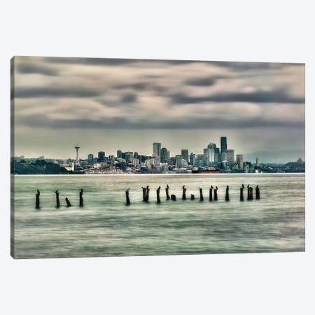 Seattle Mood Canvas Print #MPH130} by MScottPhotography Canvas Wall Art