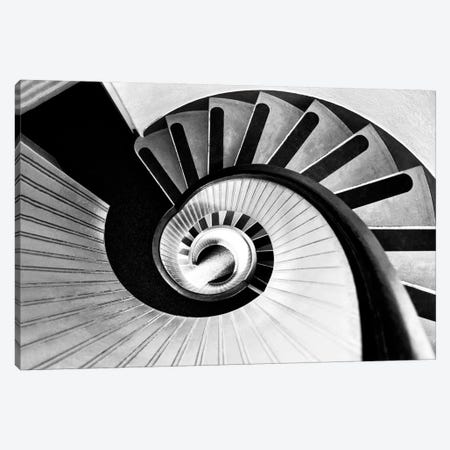 Spiral Canvas Print #MPH137} by MScottPhotography Canvas Print