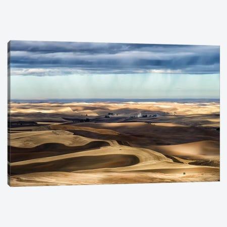 Steptoe Butte Vista Canvas Print #MPH141} by MScottPhotography Canvas Art Print