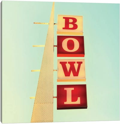 Bowl Canvas Art Print