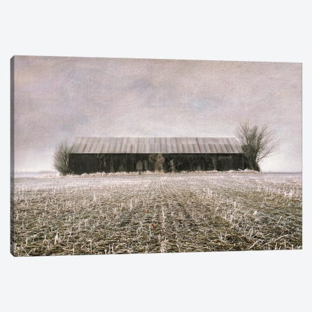 Walla Walla Barn Canvas Print #MPH158} by MScottPhotography Canvas Artwork