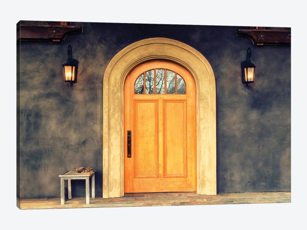 Walla Walla Door by MScottPhotography 1-piece Canvas Artwork
