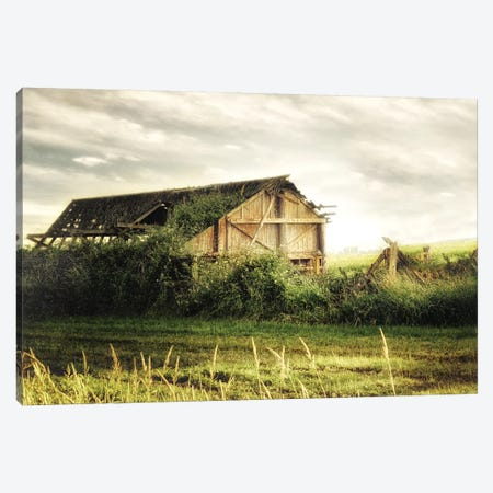 Broken Canvas Print #MPH15} by MScottPhotography Canvas Art Print