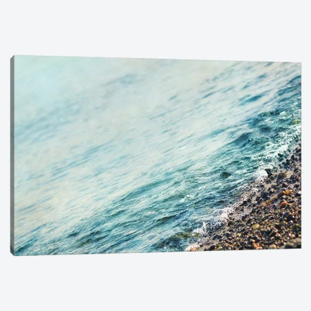 Waves Canvas Print #MPH161} by MScottPhotography Art Print