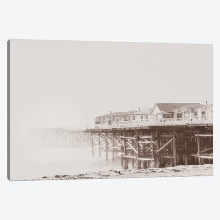Crystal Pier Canvas Print #MPH20} by MScottPhotography Canvas Art Print