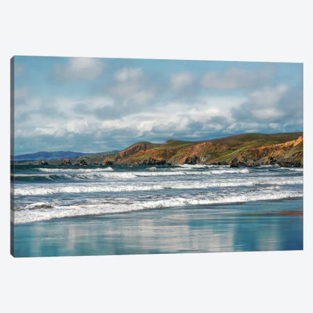 Dillon Beach Canvas Print #MPH22} by MScottPhotography Art Print