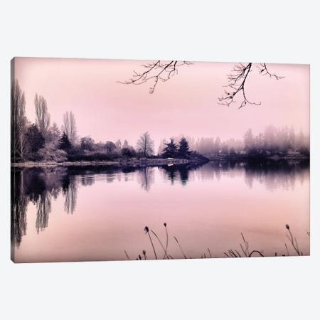 Eagle harbor Dawn Canvas Print #MPH31} by MScottPhotography Canvas Wall Art