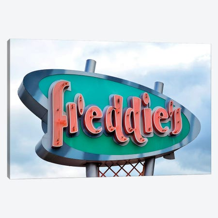 Freddie's Canvas Print #MPH44} by MScottPhotography Canvas Wall Art