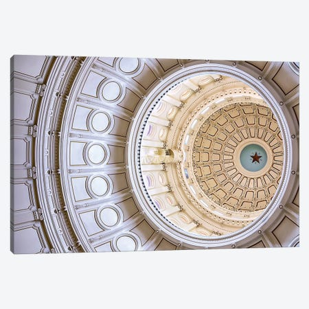 Austin Dome Canvas Print #MPH4} by MScottPhotography Canvas Art Print