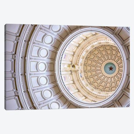 Austin Dome Canvas Print #MPH4} by MScottPhotography Canvas Art Print