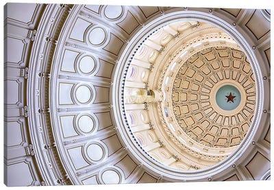 Austin Dome Canvas Art Print