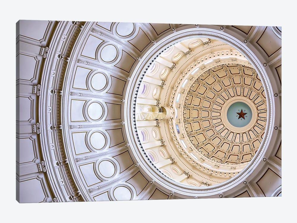 Austin Dome by MScottPhotography 1-piece Canvas Print