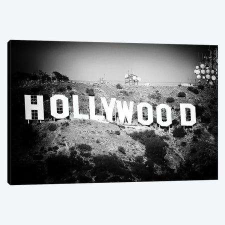 Hollywood Canvas Print #MPH57} by MScottPhotography Art Print