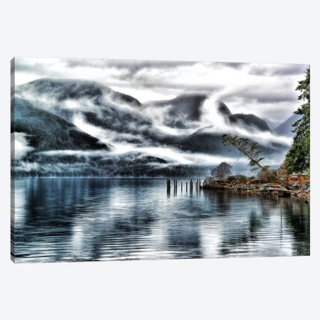 Howe Sound Canvas Print #MPH61} by MScottPhotography Canvas Print