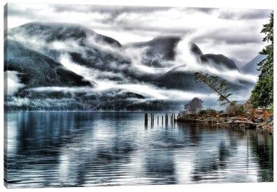 Howe Sound Canvas Art Print