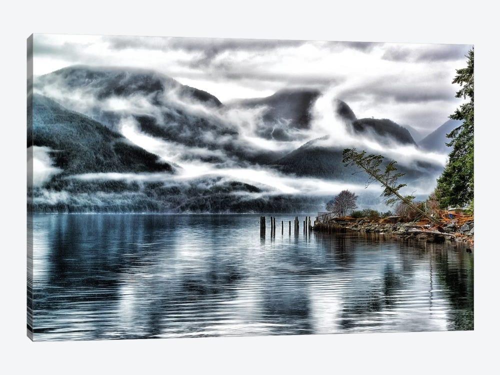 Howe Sound by MScottPhotography 1-piece Art Print