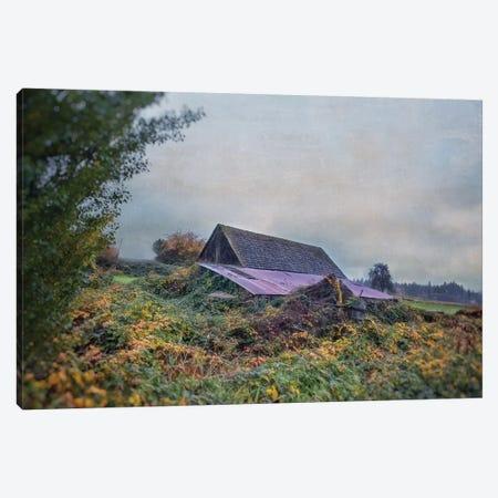 Kingston Barn Canvas Print #MPH68} by MScottPhotography Canvas Print